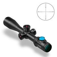 DISCOVERY HI 4-16X44SF Optics Zero Lock Side Parallax Hunting Rifle Scope Sight