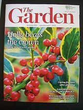 The Royal Horticultural Society. The Garden Magazine. December, 2013. VGC.