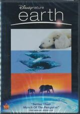 Disney Nature - EARTH (DVD, 2009, Canadian, Widescreen) BRAND NEW
