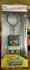 Spongebob Squarepants keychain toy vinyl collectable Sandy 1.5""