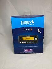 Sirius Satellite Radio Receiver SV4TK1 - Stratus 4 - Complete Vehicle Kit - NEW