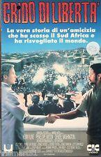 Grido di libertà (1987) VHS CIC 1a Ed.  Kevin Kline Penelope Wilton Washington