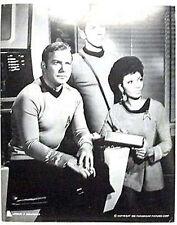1976 Star Trek-Bridge Crew  B&W  Photo/Litho-Licensed!