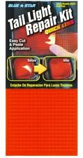 Red Auto Lens Repair Kit Quick Fix A Cracked Broken Tail Light Grid Pattern DIY