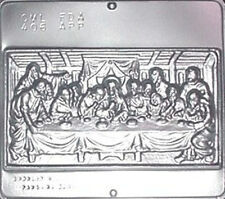 Last Supper Religious Chocolate Candy Mold  406 NEW
