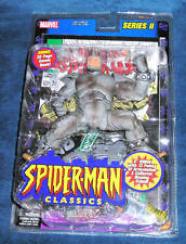 RHINO SPIDERMAN CLASSICS MARVEL LEGENDS PETER PARKER ENEMY UNIVERSE