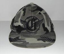Reebok G Unit Gray Camo Camouflage Hat Cap Size 7 1/4 NWOT
