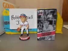 NIB 2017 DON MATTINGLY NASHVILLE SOUNDS DODGERS YANKEES MARLINS BOBBLEHEAD SGA