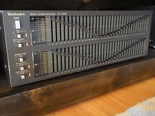 TECHNICS SH-8065 STEREO GRAPHIC EQUALIZER