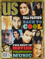 US Magazine September 1995 Special Issue Fall Preview - Music Movies No Label NM