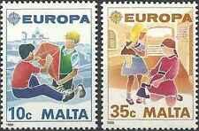 Timbres Europa Malte 795/6 ** lot 15083