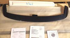 OEM REAR UPPER SPOILER WING AIR DAM KIT NEW VW GOLF HATCHBACK 10-14 BLUE W9