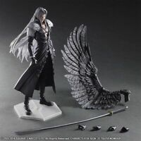 Play Arts Kai Final Fantasy 7 VII SEPHIROTH PVC Figures Model Statue Toy Gifts