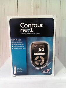 Contour NEXT Blood Glucose Monitoring System