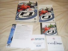 F1 2000 - 2000 (PC, 2000) big box complete vgc