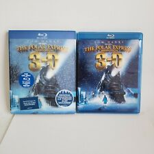 The Polar Express (3-D Blu-ray and 2-D VERSION)  LENTICULAR SLIPCOVER