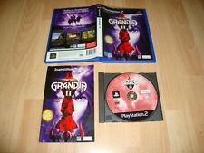 GRANDIA II 2 RPG DE GAME ARTS - UBISOFT PARA LA SONY PS2 USADO COMPLETO
