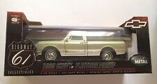 DIECAST 1/18 SCALE HIGHWAY 61 1969 CHEVY C-10 SHORTBED PICKUP TRUCK- MIB