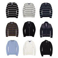 New Tommy Hilfiger Mens Cardigan Sweater NWT