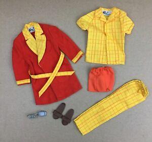 Vintage 1969-70 Mattel Ken BREAKFAST AT SEVEN  #1428 Complete EXC