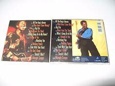 Luther Allison Blue Streak cd 12 tracks