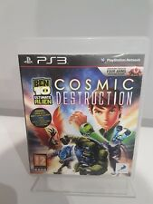 Ben 10 Ultimate Alien Cosmic Destruction PS3 Fast Free Post Birthday Christmas