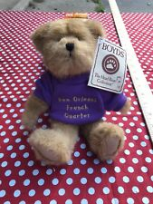 Boyds Bear Community Bear 93L3092. New Orleans French Quarter