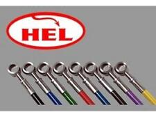 HEL Brake Lines For Citroen Relay 244 Series 2.2 HDi Non-ABS Import (2002-2006)