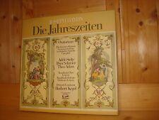 Haydn The Seasons KEGEL PETER SCHREIER THEO ADAM EURODISC ETERNA 3 LP BOX MINT