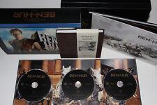 BEN-HUR 50TH Anniversary Ultimate Bluray set