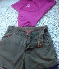 Kurze unifarbene Esprit Damen-Shorts & -Bermudas