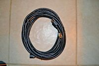 25ft  HD 14 AWG 15 AMP Power Supply Cord ~14 gauge 25' long- for Antminer S9,S15