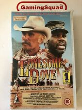 Lonesome Dove Part 1 BIG BOX VHS Video Retro, Supplied by Gaming Squad