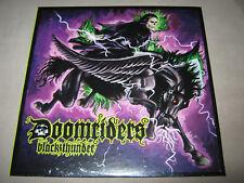 "DOOMRIDERS Black Thunder MINT SEALED NEW ""BLIND"" Colored Vinyl LP MBL-073"