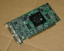 MATROX Parhelia 256MB PCI-X PCI Video Graphics Card MGI PH-P256PDIF