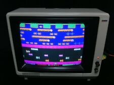 Vintage 1983 AMDEK COLOR-I PLUS Monitor TESTED Video Game Apple Commodore Atari