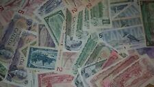 $100 Face Value Old Banknotes Scenes Birds of Canada Vintage Paper Bills Money !