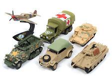 Johnny Lightning 1 64 Greatest Generation WWII Series 2 Version a Assortment Set