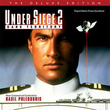 UNDER SIEGE 2 Dark Territory DELUXE EDITION CD  Varese Limited     New & Sealed