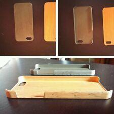 Custodia Cover in legno COMPATIBILE iphone5 wood