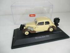 Schuco MERCEDES BENZ  170V GASOGENO HOLZVERGASER 1949 1:43 Modellauto (#46)