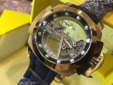 24708 Invicta Coalition Forces Automatic Ghost Bridge Men 48mm Case Strap Watch