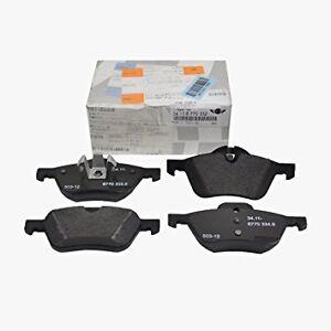 Mini Cooper R50 R52 R53 Genuine Front & Rear Brake Pad Set with Sensors NEW OE