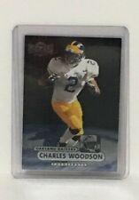 1998 Skybox Metal Universe Charles Woodson Rookie Card #176 Oakland Raiders