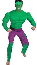 The Incredible Hulk Marvel Licensed Deluxe Fancy Dress Movie Costume Medium
