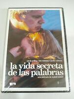La Vita Segreta de Le Parole Tim Robbins DVD Regione 2 Spagnolo Inglese Nuovo