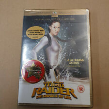 Lara Croft - Tomb Raider: The Cradle of Life DVD (2004) NEW