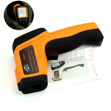 GM700 Non-Contact LCD IR Laser Digital Infrared Thermometer Temperature Gun