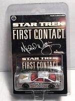 Star Trek First Contact Matchbox Car