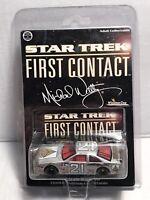 Star Trek First Contact Matchbox Car